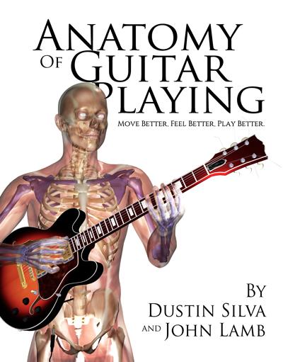 Anatomy of Guitar Playing – PreRelease – John Lamb
